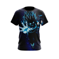 Blue SSGSS Vegeta T-Shirt