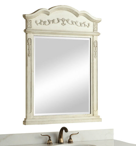 Benson 28-inch Wall Mirror MR021W - Chans Furniture