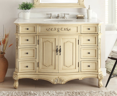 vintage antique toronto vanity vanities bathroom bath corner furnishings ideas fairmont designs