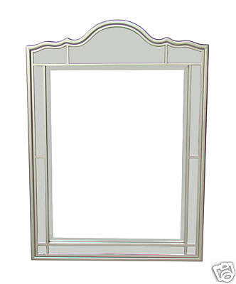 "36"" Mirror Reflection Alston Vessel Sink Bathroom Sink Vanity & Mirror Set model # BWV-015/36-FWM-015/2940 - Chans Furniture - 2"