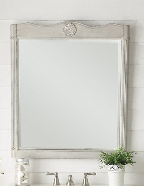 Daleville 34-inch Vanity & Mirror HF081-CK - Chans Furniture - 5