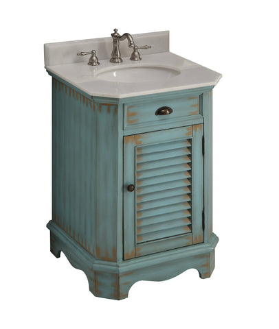 Abbeville 24 Inch Bathroom Vanity Cf47523bu Benton Collection