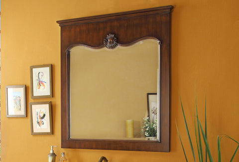 Hopkinton 40-inch Wall Mirror MR4437 - Chans Furniture - 1