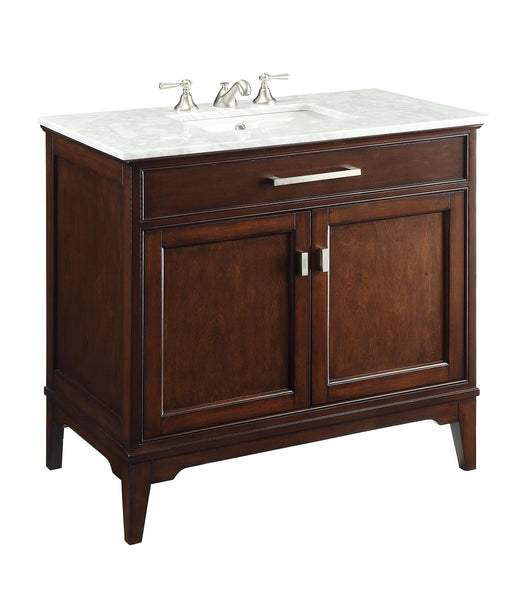 Theron 36-inch Vanity GD-6602-36 - Chans Furniture - 3