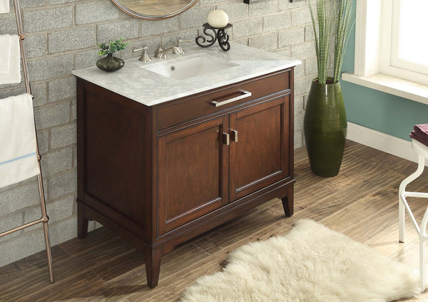 Theron 36-inch Vanity GD-6602-36 - Chans Furniture - 2