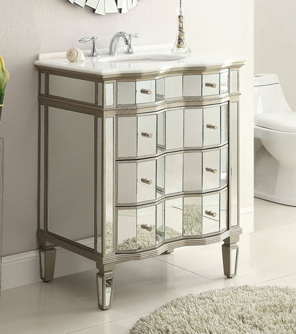 Asselin 36-inch Vanity K2274-36 - Chans Furniture - 1