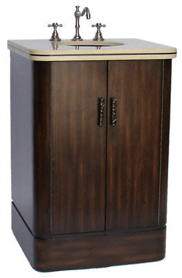 Gotham 24-inch Vanity Q337-1 - Chans Furniture - 1
