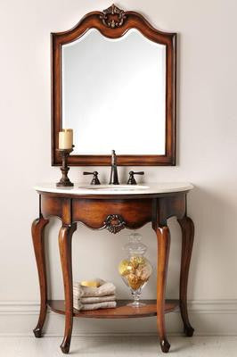 San Marias 36-inch Vanity HF1107M - Chans Furniture - 2