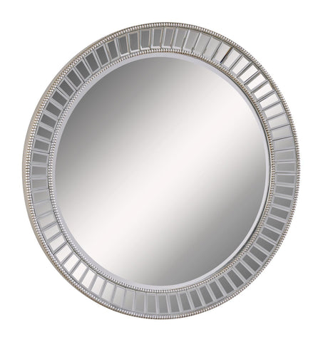 Kesha 36-inch Wall Mirror MR-2397 - Chans Furniture - 1