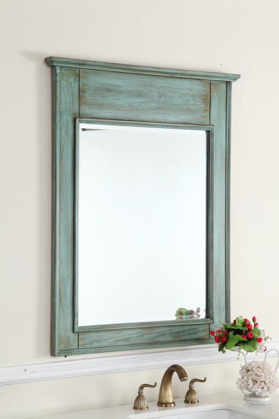 Abbeville 24-inch Wall Mirror MR-28883 - Chans Furniture - 2