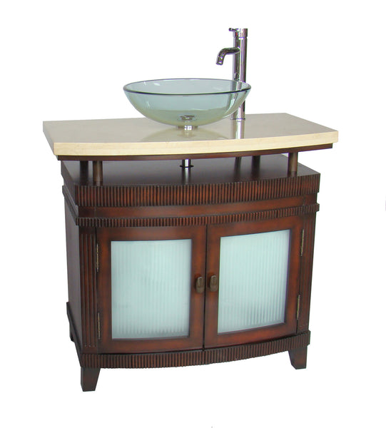 Artturas 36-inch Vanity Q336M - Chans Furniture - 2