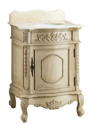 Charlton 26-inch Vanity CF-35583M-LT - Chans Furniture