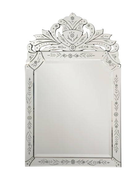 Monzon 25-inch Venetian Style Wall Mirror YM-705-2539