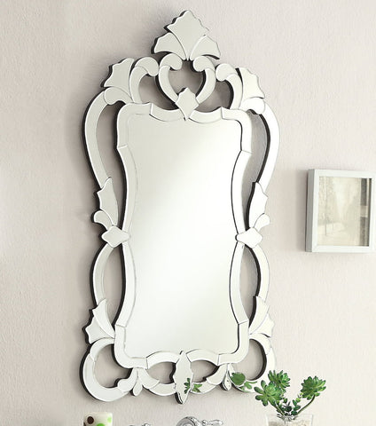 Seymour 26-inch Wall Mirror MR-2034 - Chans Furniture