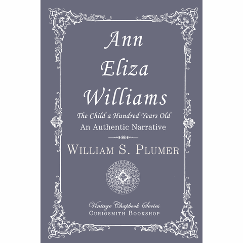 Ann Eliza Williams by William S. Plumer