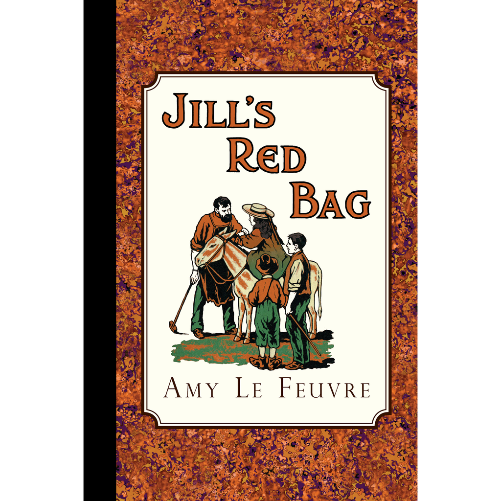 Jill's Red Bag by Amy Le Feuvre