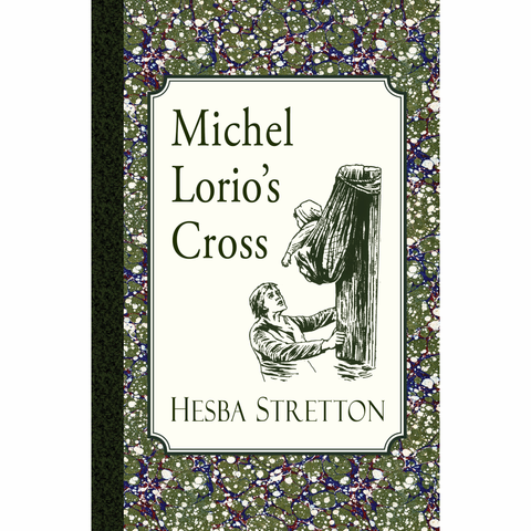 Michel Lorio's Cross by Heba Stretton