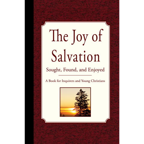 The Joy of Salvation (Free PDF Download)