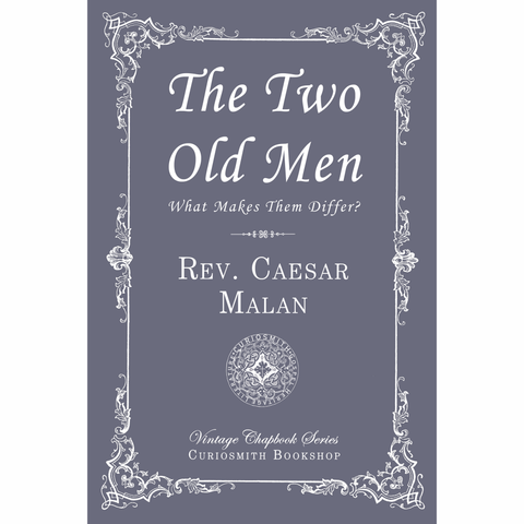 The Two Old Men by Caesar Malan