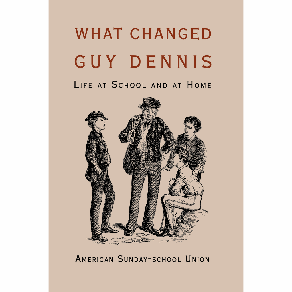 What Changed Guy Dennis: Life at School and at Home