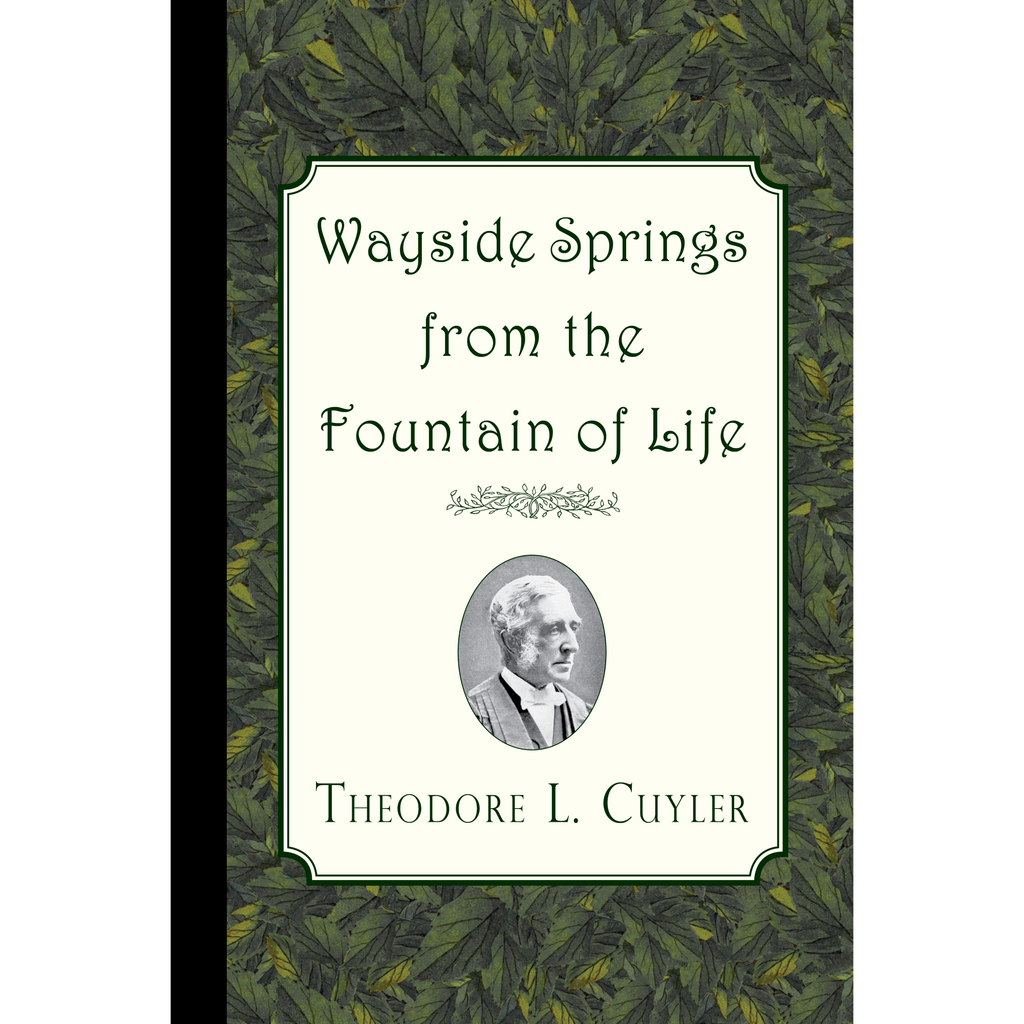 Wayside Springs from the Fountain of Life by Theodore L. Cuyler