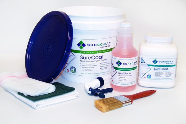 # SCMRK – 1/2 Gallon Roof Repair Kit