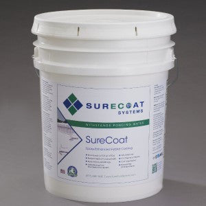# SPK 4 – 10 Gallon SureCoat Roof Repair Kit