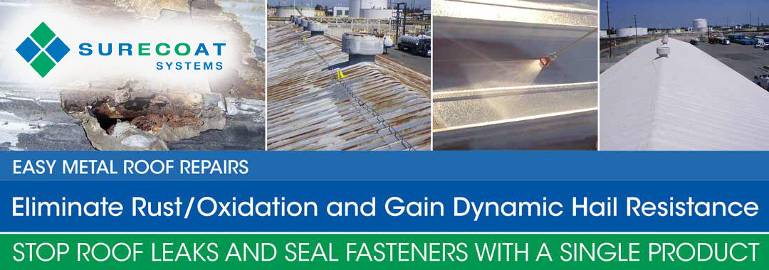 Flat Roof Coatings For Flat Roof Repair Surecoat Systems