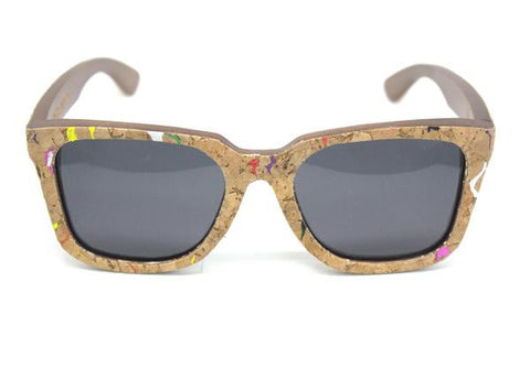 The Kerry Cork Sunglasses