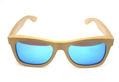 The Franks Bamboo Sunglasses