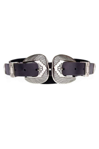 Winslow Double-Buckle Belt