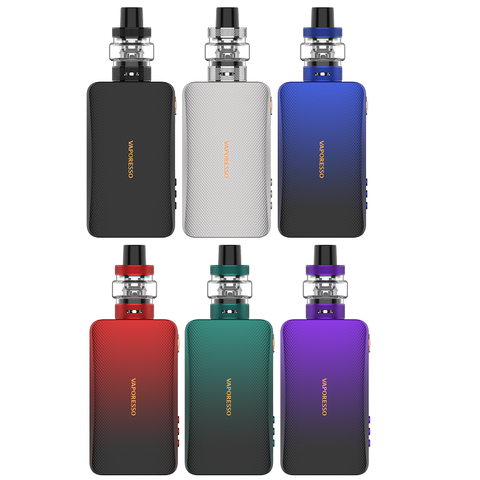 Vaporesso - Gen S - Black and Red (CRC)