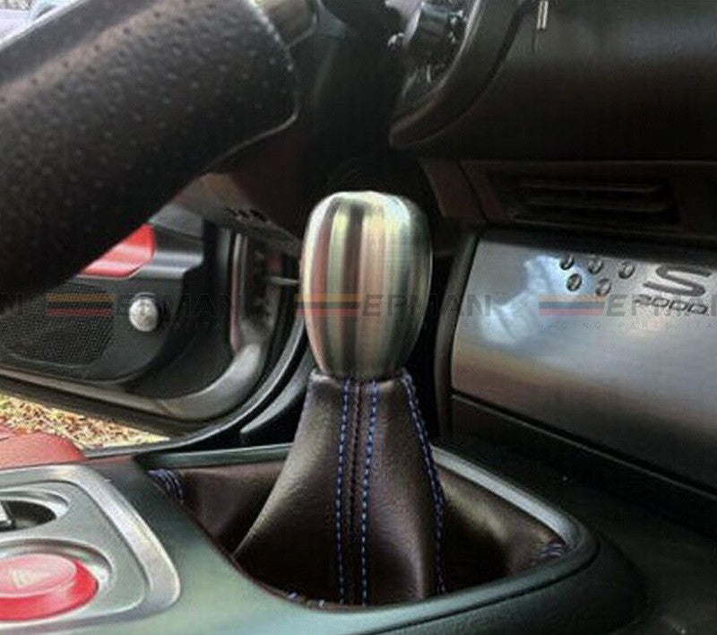 What is my shift knob thread size?