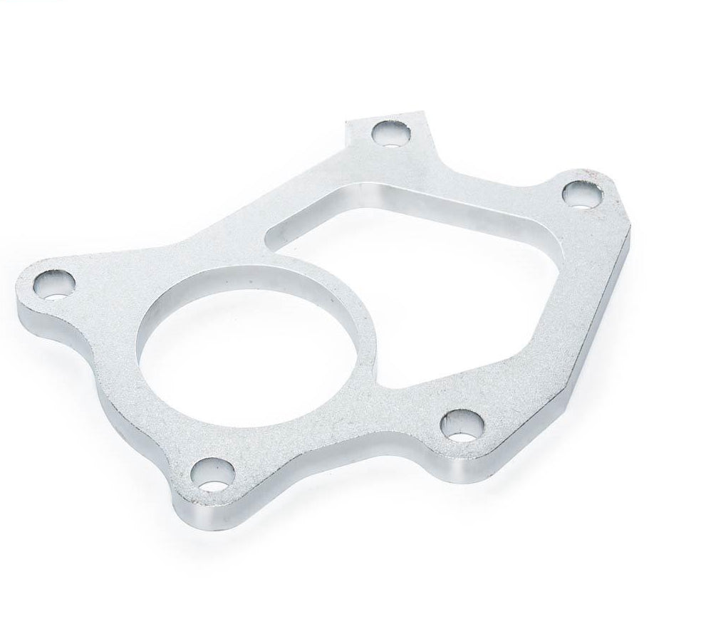 Subaru sti twin scroll turbo outlet flange