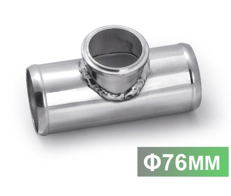 76mm BOV Adapter flange for 50mm BOV Tial Style