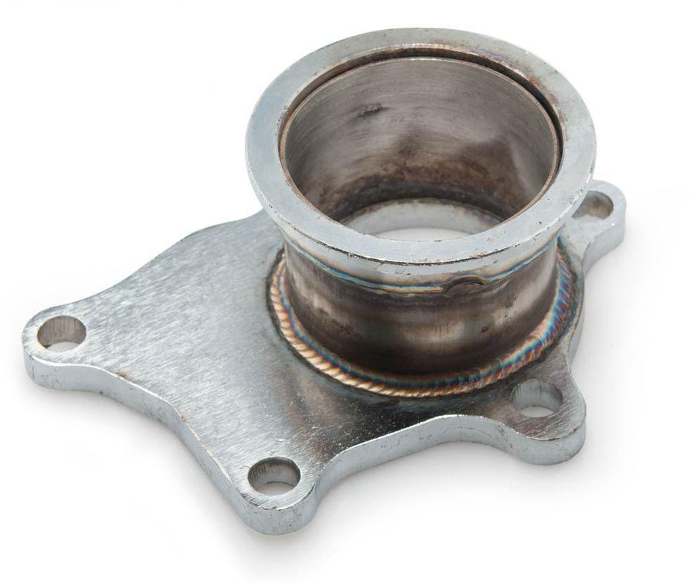 "T3/T4 5Bolt to 2.5"" V-Band Flange adapter"