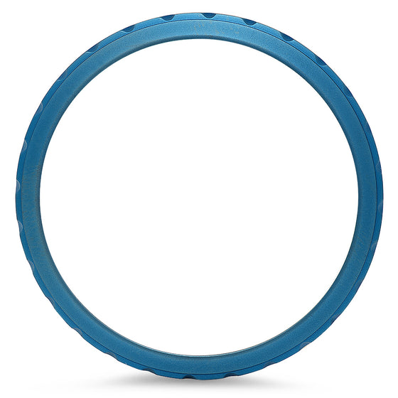 Ridged Blue Bezel - Builder