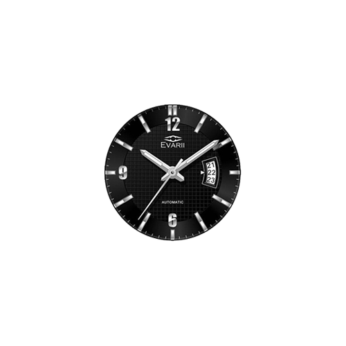 Dillishaw Black Automatic Dial - Builder