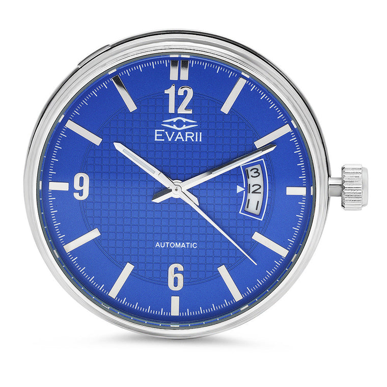 Dillishaw Blue Automatic Dial