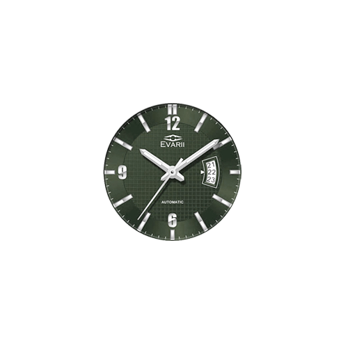Dillishaw Green Automatic Dial - Builder