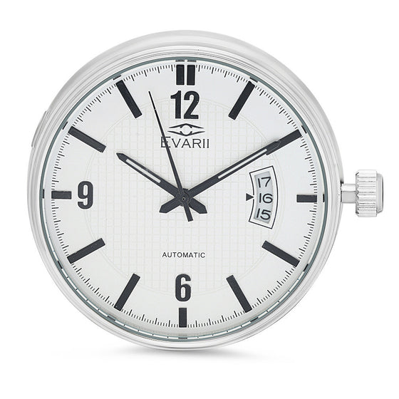 Dillishaw White Automatic Dial - Builder
