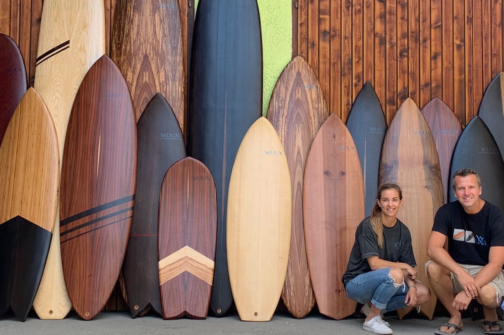 WUUX Surfboards