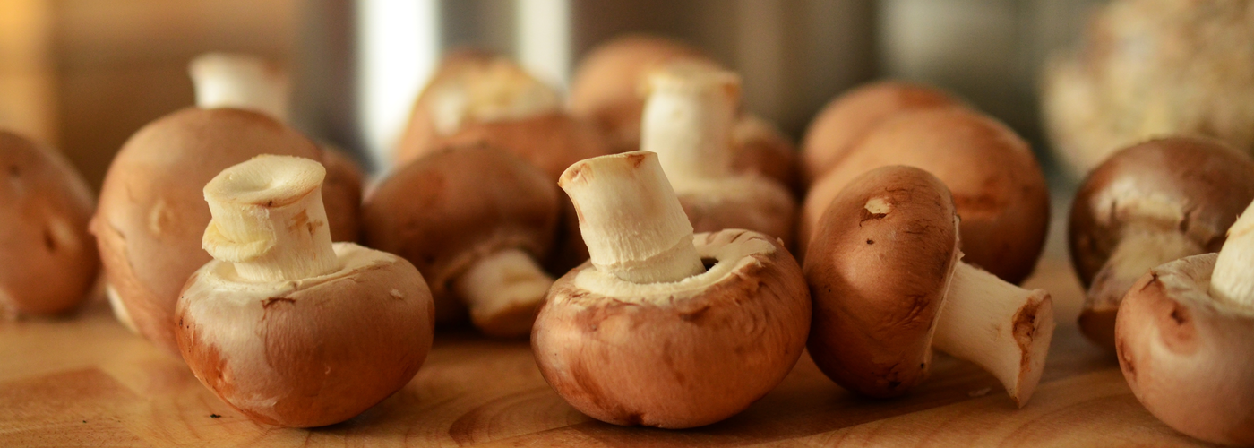 Mushrooms - Oxidative Stress