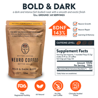 BOLD & Dark Blend (Ground)