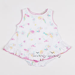 Kissy Kissy <br>Mini Mermaids Ruffle Bubble