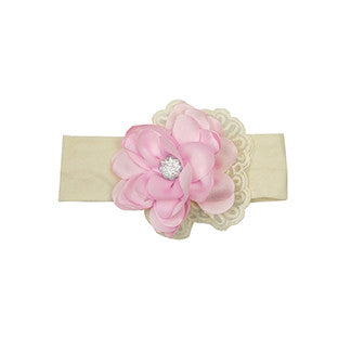 HAUTE BABY<br>APRIL DAWN MATCHING HEADBAND