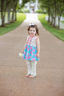 Flit and Flitter <br>Katie Clary 2 Piece Set