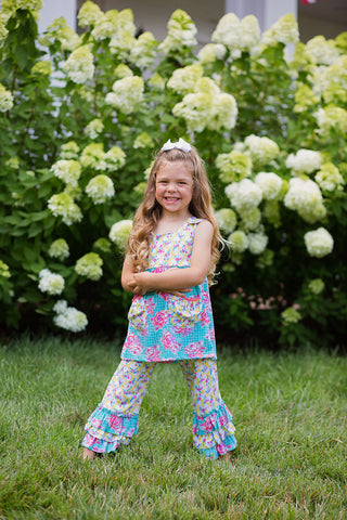 Flit and Flitter <br>Katie Darby Pant Set