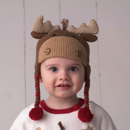 Zubels <br>Moose Ear Flap Hat