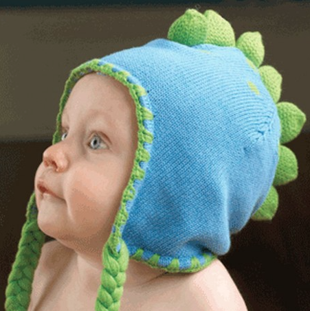 Zubels <br>Dinosaur Ear Flap Hat